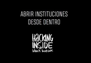 Libro 'Abrir instituciones desde dentro'