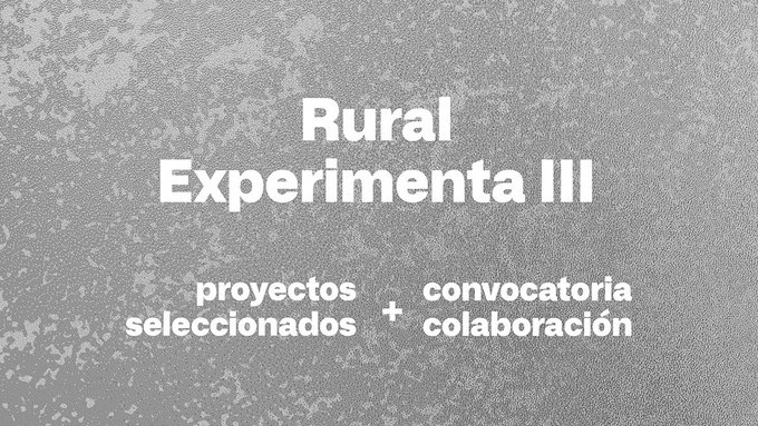 rural experimenta iii