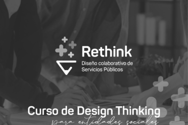 Curso de Design Tinking para entidades sociales